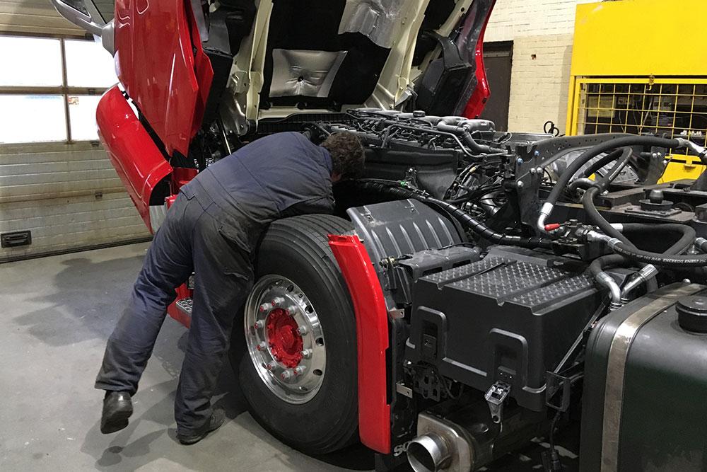 Esve Special Trailers in Lichtenvoorde. Service, reparatie en onderhoud van trailers. APK, LPK en kraankeuringen.